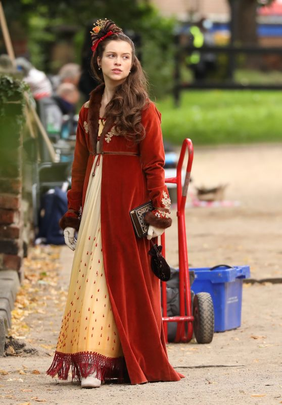 """Sophie Cookson - """"The Confessions of Frannie Langton"""" Set in Yorkshire 08/30/2021"""