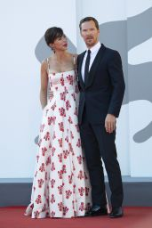"""Sophie Hunter and Benedict Cumberbatch – """"The Power Of The Dog"""" Premiere at the 78th Venice Film Festival"""