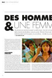 Sophie Marceau - ELLE Icone Hors-Série N°2 Septembre 2021 Issue