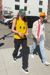 Sophie Turner and Joe Jonas - Out in NYC 09/19/2021