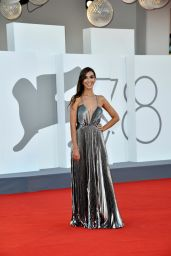 "Stella Egitto – ""Illusions Perdues"" Red Carpet at the 78th Venice International Film Festival"
