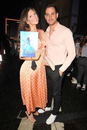 """Summer Strallen - """"Frozen"""" Musical Press Night at Theatre Royal Drury Lane in London 09/08/2021"""