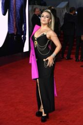 """Tallia Storm – """"No Time To Die"""" World Premiere in London"""