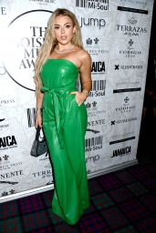 Tallia Storm - The Boisdale Music Awards in London 09/14/2021