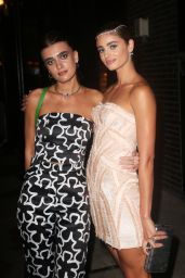 Taylor Hill – Met Gala After Party in NYC 09/13/2021