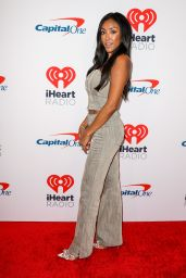 Tayshia Adams – iHeartRadio Music Festival in Las Vegas 09/17/2021