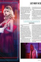 Thomasin McKenzie and Anya Taylor-Joy - Total Film Magazine October 2021 Issue