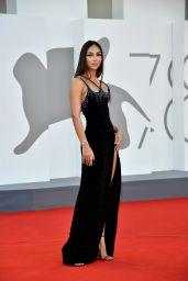 "Valentina Cabassi – ""Illusions Perdues"" Red Carpet at the 78th Venice International Film Festival"