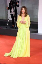 "Valentina Cervi - ""The Catholic School"" Premiere at the 78th Venice Film Festival"