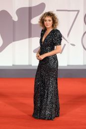 "Valeria Golino - ""The Catholic School"" Premiere at the 78th Venice Film Festival"