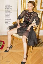 Vanessa Paradis - ELLE Magazine France 09/10/2021 Issue