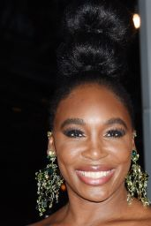 Venus Williams – Celebrities Departing The Mark Hotel in NYC for the 2021 Met Gala