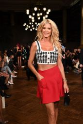 Victoria Silvstedt - AADNEVIK Show at London Fashion Week 09/19/2021