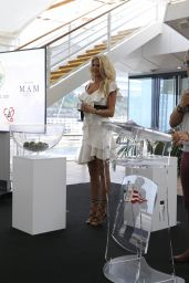 Victoria Silvstedt - Prize Draw for the Princess of Monaco Cup 09/15/2021
