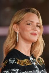"""Virginie Efira – """"Mona Lisa and the Blood Moon"""" Premiere at the 78th Venice International Film Festival"""