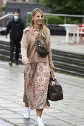 Vogue Williams - Out in Leeds 09/30/2021