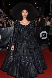 Whitney Peak – Celebrities Departing The Mark Hotel in NYC for the 2021 Met Gala