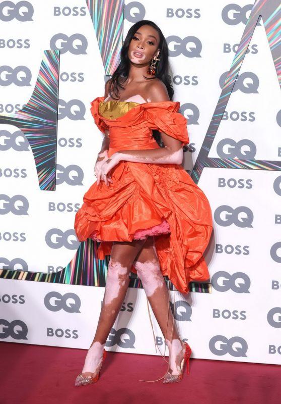 Winnie Harlow – British GQ Men of the Year Awards 2021
