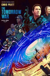 "Yvonne Strahovski - ""The Tomorrow War"" Promotional Material 2021"