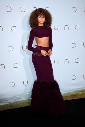 """Zendaya – """"Dune"""" Premiere in Paris"""