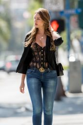 Zita Vass Street Style - Los Angeles 09/05/2021