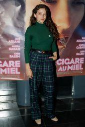 "Zoe Adjani - ""Honey Cigar"" Premiere in Paris"