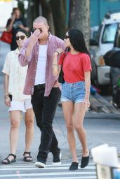 Zoe Kravitz and Channing Tatum - Out in Brooklyn, NY 09/03/2021
