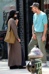 Zoe Kravitz - Out in New York 09/14/2021