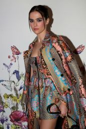 Zoey Deutch - Miss Dior Party in Paris 09/28/2021