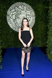 Zoey Deutch - Versace Special Event in Milan 09/26/2021