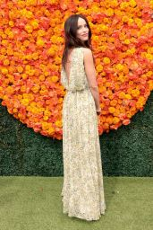 Abigail Spencer – 2021 Veuve Clicquot Polo Classic in Pacific Palisades