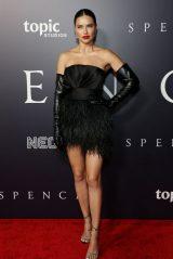 """Adriana Lima – Neon's """"Spencer"""" Premiere in LA 10/26/2021"""