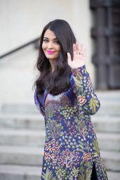Aishwarya Rai – Leaving L'Oreal Show at Paris Fashion Week 10/03/2021