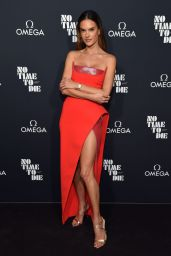 """Alessandra Ambrosio - """"No Time To Die"""" Release Celebration With OMEGA in LA 10/06/2021"""