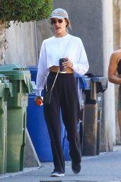 Alessandra Ambrosio Street Style - Santa Monica 10/11/2021