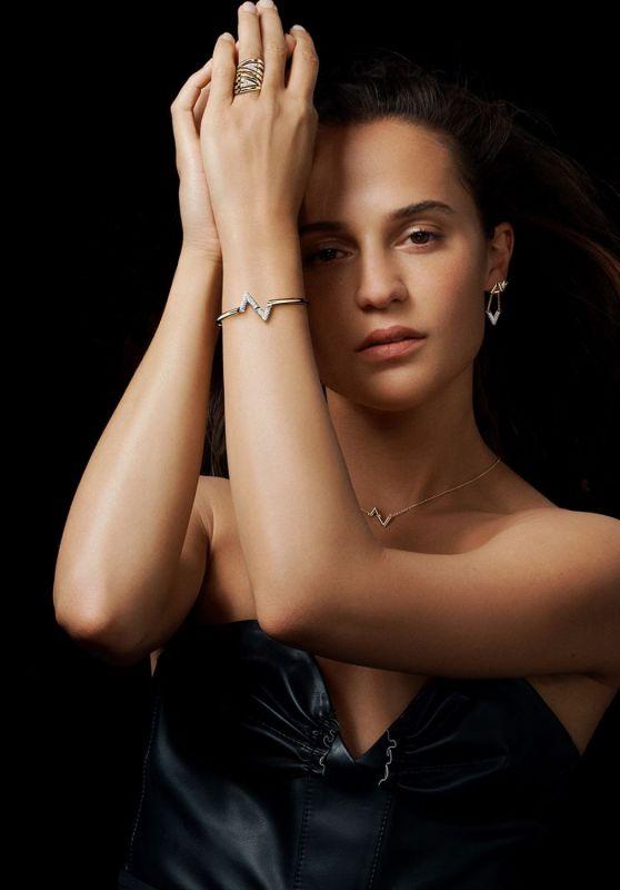 Alicia Viakander - Louis Vuitton LV Volt Collection 2021