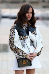Alicia Vikander - Louis Vuitton Fashion Show in Paris 10/05/2021