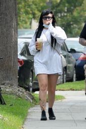 Amanda Bynes and Paul Michael - Out in West Hollywood 09/30/2021