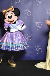 Amanda Holden – Walk Disney World Florida 50th Anniversary in London 10/01/2021