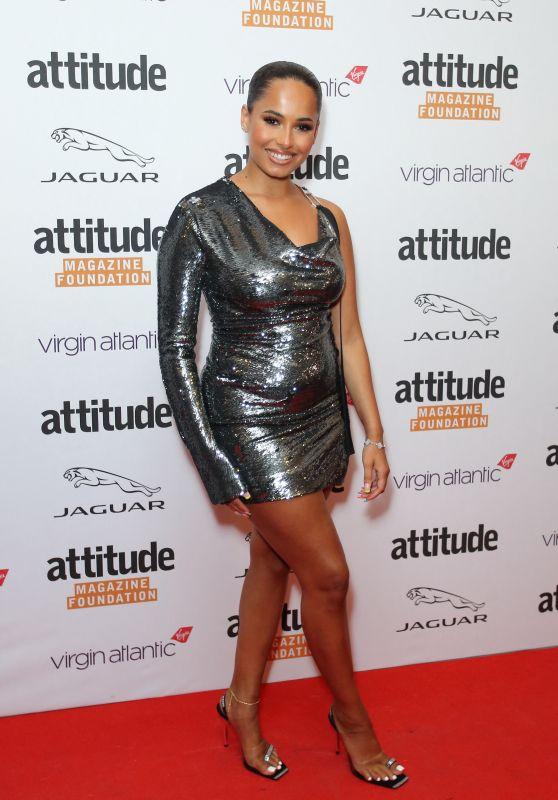 Amber Gill - The Virgin Atlantic Attitude Awards in London 10/06/2021