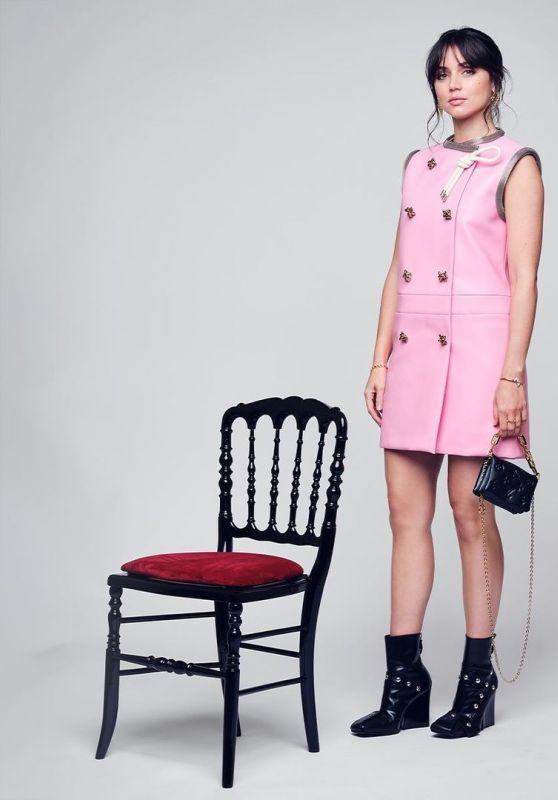 Ana De Armas – Portrait for the Louis Vuitton Women's Collection Show in Paris October 2021