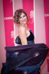 Andrea Frigerio – 4th CANNESERIES Festival Pink Carpet 10/09/2021