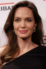 """Angelina Jolie - """"Eternals"""" Photocall in Rome 10/24/2021"""
