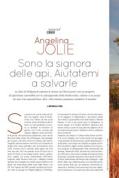 Angelina Jolie - Natural Style October 2021 Issue
