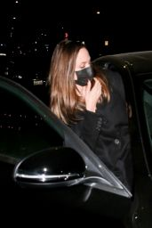 Angelina Jolie - Out in Beverly Hills 10/11/2021