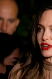 Angelina Jolie – Variety's Power Of Women in Beverly Hills 09/30/2021
