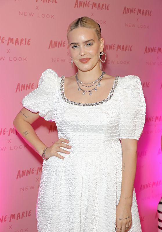 Anne Marie - Anne-Marie x New Look Collaboration Launch Party in London 10/07/2021