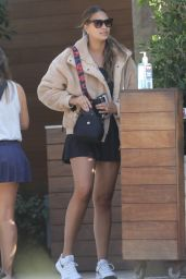 April Love Geary at Soho House in Malibu 10/11/2021