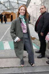 Audrey Marnay - Vivienne Westwood Fashion Show in Paris 10/02/2021