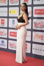 Becky G – Platino Awards 2021 in Madrid